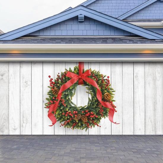 Garage Christmas Banners