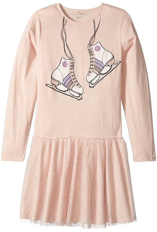 d0728d0c74 Stella McCartney Primrose Skate Printed Dress With Tulle Skirt ($84,  originally $110)