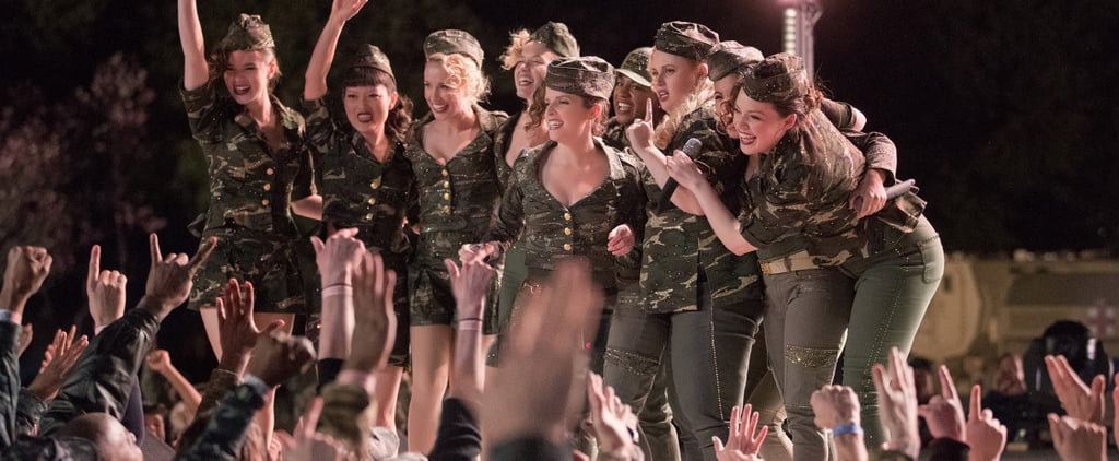 The Barden Bellas Prep For Their Farewell Tour in the Pitch Perfect 3 Trailer