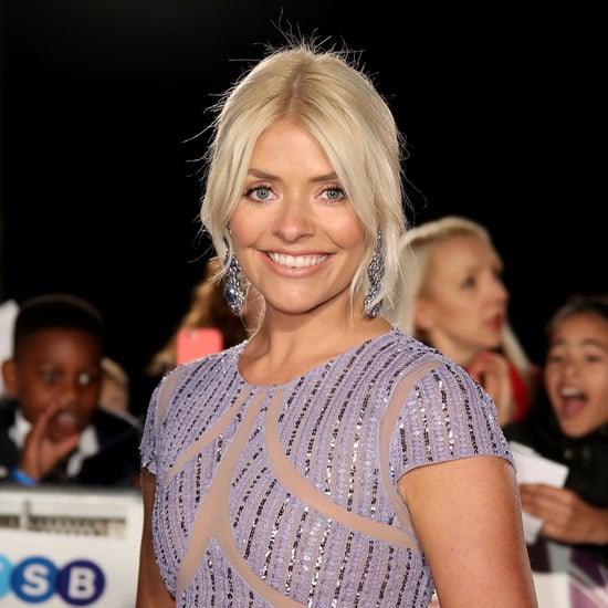 Holly Willoughby Makeup