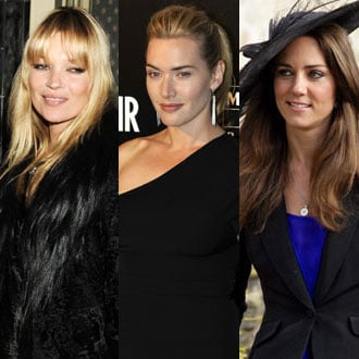 Pop Quiz on Famous British Kates Including Kate Moss, Kate Winslet, Kate Middleton