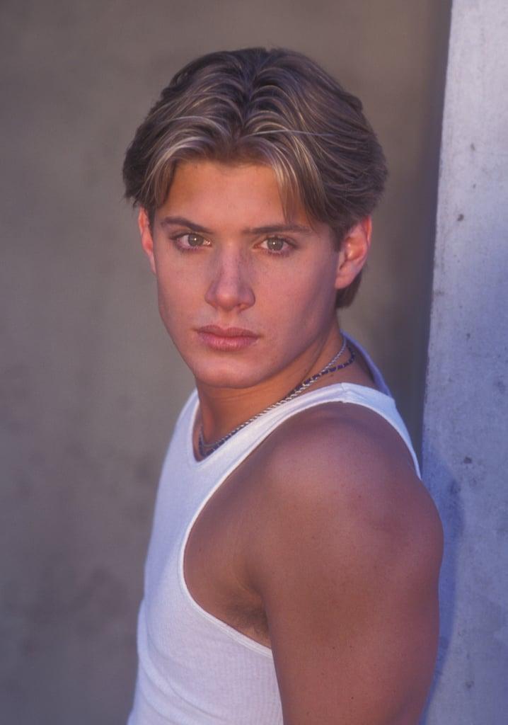 Jensen Ackles Shirtless Cowboy Photo Shoot Pictures Popsugar