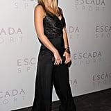 Bar Refaeli Brings Her Famous Face to Support Her Latest Fragrance Deal