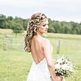 Tuscany-Inspired Barn Wedding