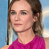 Diane Kruger in Hugo Boss Dress at Paris Sky Premiere
