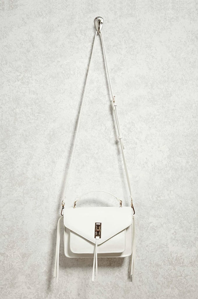 Forever 21 Vegan Leather Crossbody Bag
