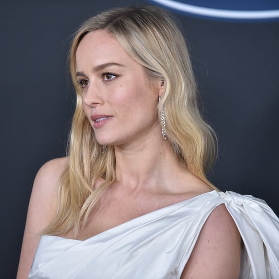 Brie Larson Talks Self-Confidence and Staying Calm in 2020
