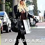 Jessica Simpson Shops With Cacee Cobb | Pictures
