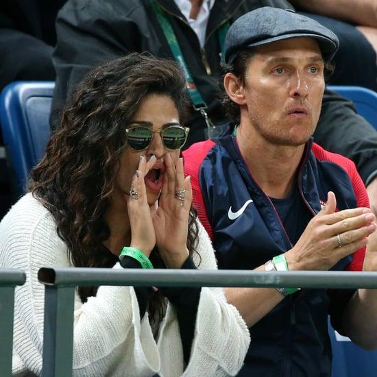 Celebrity Olympics Fans