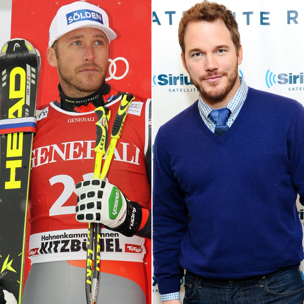 Bode Miller: Bode Miller Played By Chris Pratt