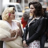 Megan Hilty and Katharine McPhee in Smash.  Photo Courtesy of NBC