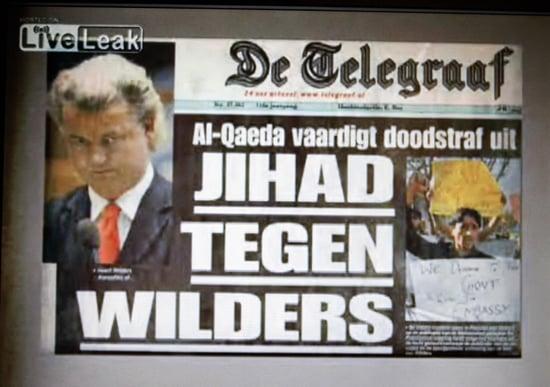 Anti-Islam Film Released By Dutch Politician