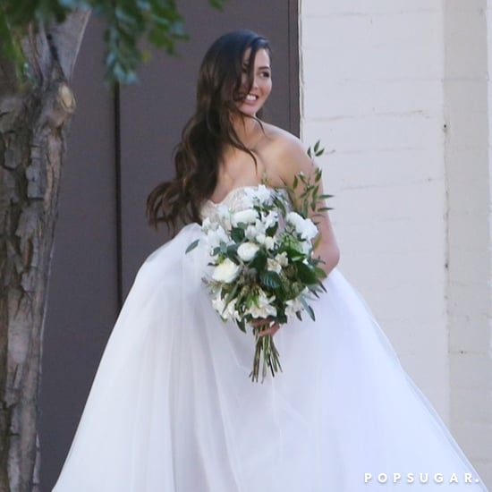 Caitlin McHugh's Wedding Dress