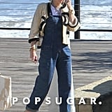 Miley Cyrus Wearing Chanel in Malibu, CA