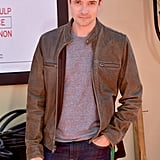 Topher Grace at the Once Upon a Time in Hollywood LA premiere.