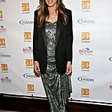 Sarah Jessica Parker Channels Her Inner Carrie Bradshaw For an NYC Soirée