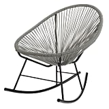 Acapulco Outdoor Patio Rocking Chair