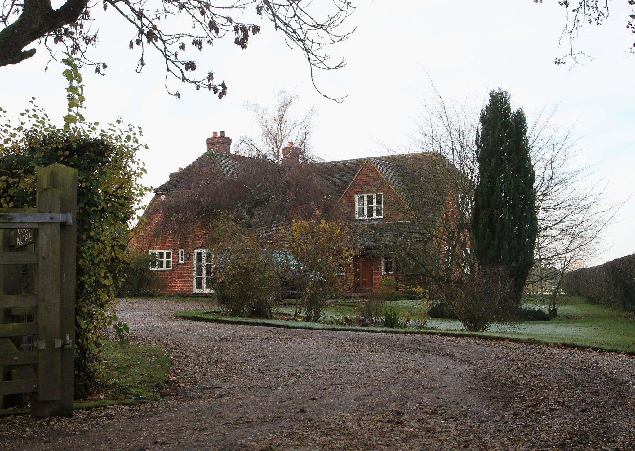 Pippa middleton 39 s home popsugar home australia for Middleton home