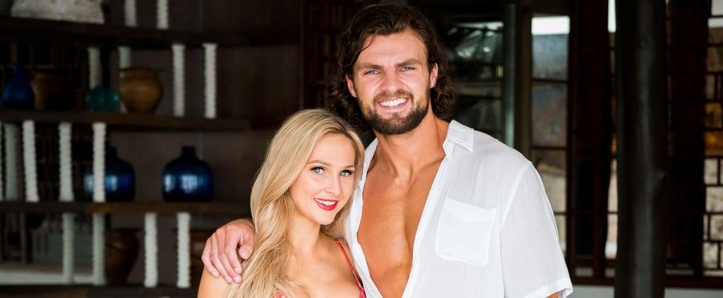 Jessie and Eoghan Couple Up Love Island Australia