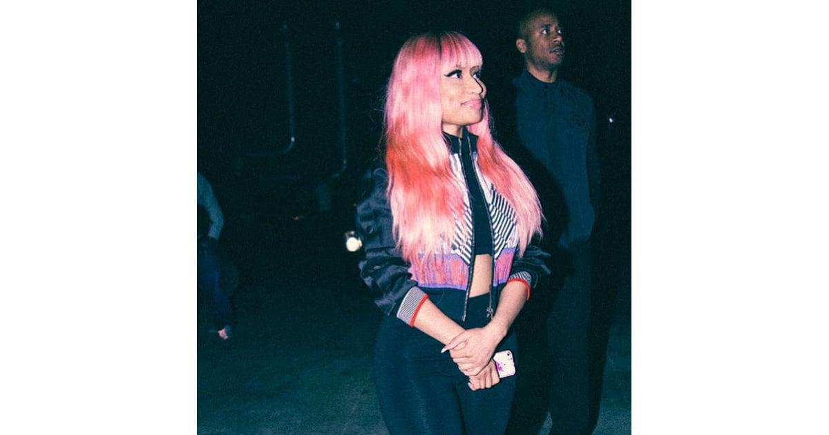 Nicki Minaj   10 Celebrities Who Shocked Instagram by