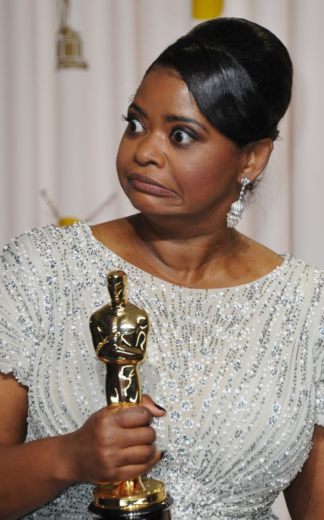 Octavia Spencer, 2012