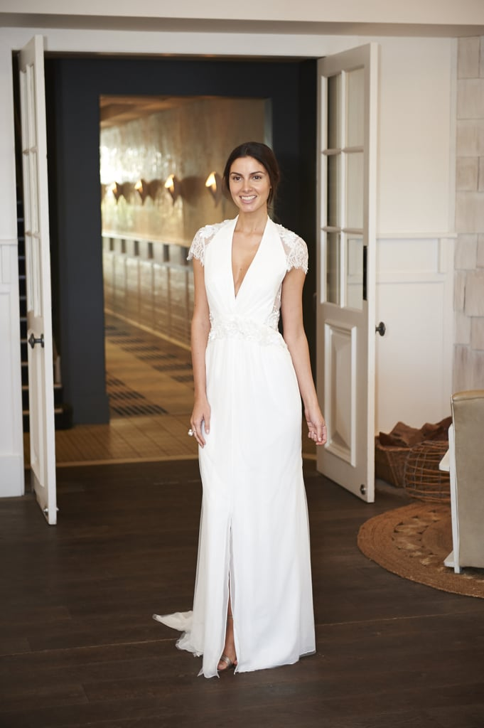 Sam From The Bachelor's Wedding Dress | POPSUGAR Fashion