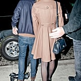 Taylor Swift and Harry Styles Leave NYC Party | Pictures