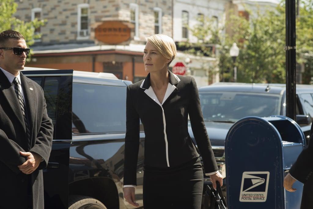 Claire Underwood Style Season 2 Sophie Trudeau ...