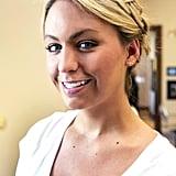 DIY Messy-Chic Milkmaid Braids This Weekend
