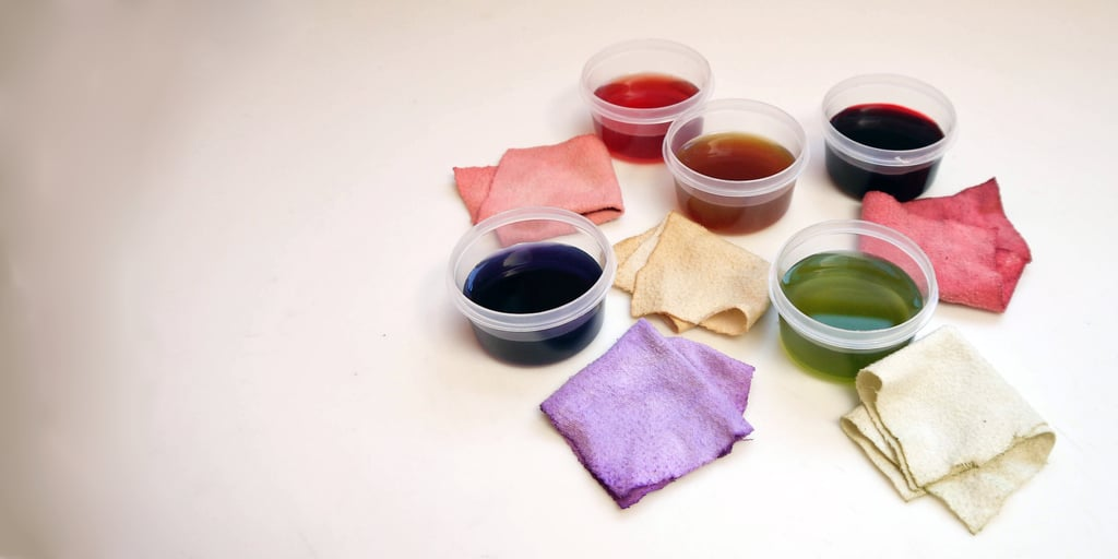 Homemade Natural Dyes
