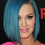 Katy Perry's Inverted Bob in 2012