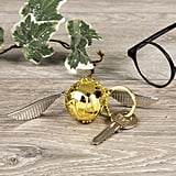 Golden Snitch Keychain
