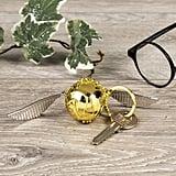 Golden Snitch Keychain
