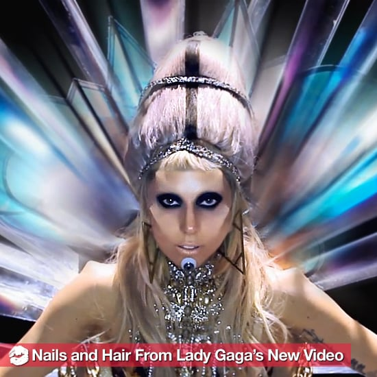 "Lady Gaga's New ""Born This Way"" Video: All the Beauty Looks 2011-02-28 12:29:36"