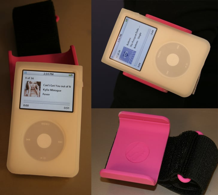 Geeksugar Tests The Relo Run iPod Case