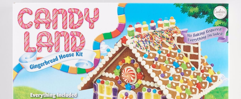 Let's Discuss This Epic Candyland Gingerbread House Kit