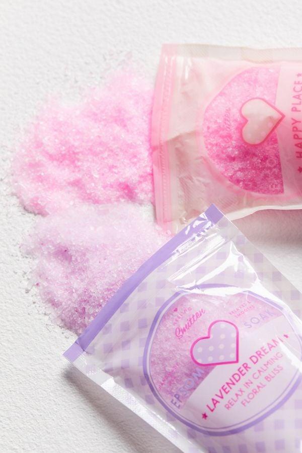 Feeling Smitten Epsom Salt Slushie Pack