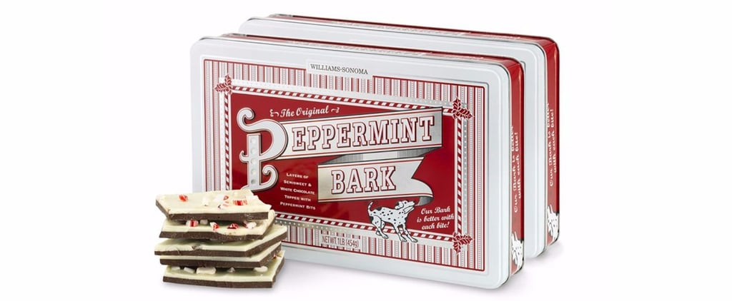 When Is Williams Sonoma Peppermint Bark Available?