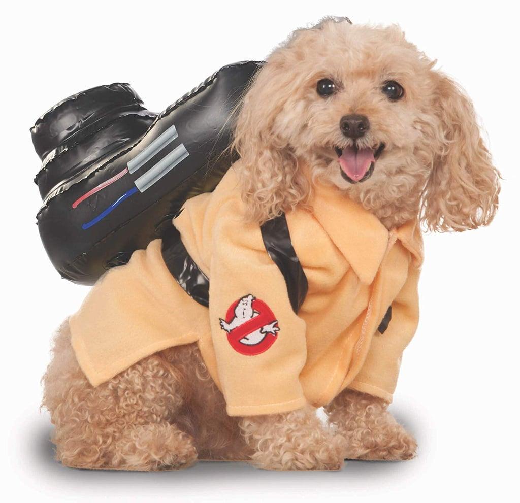 Ghostbusters Movie Pet Costume