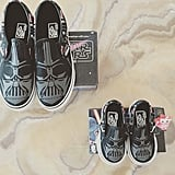 Rachel and Briar Rose Have Customized Vans Slip-Ons