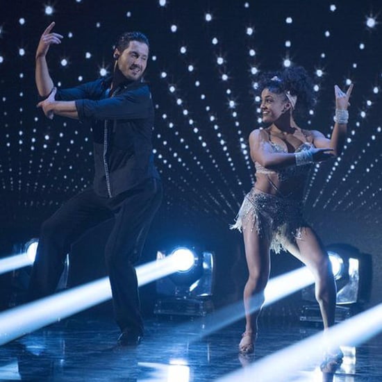 Laurie Hernandez's Salsa on Dancing With the Stars
