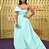 Jameela Jamil at the 71st Emmy Awards