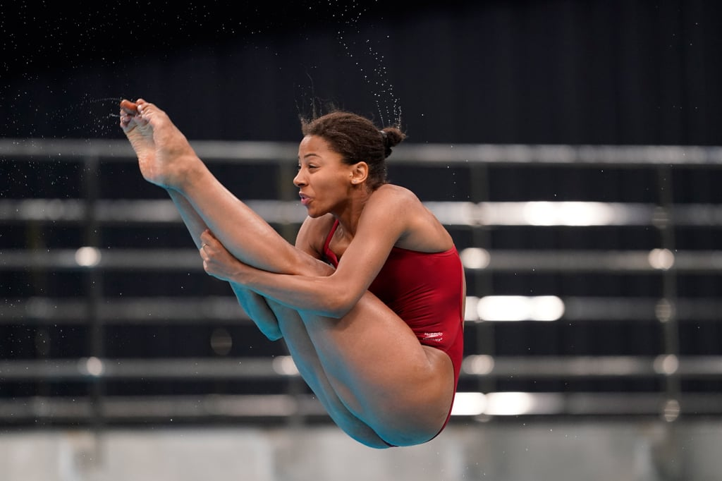 Watch Videos of Olympic Divers Training