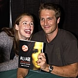 After splitting from Scott in 2002, Jennifer dated her Alias costar Michael Vartan.