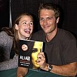 Jennifer Garner and Michael Vartan