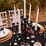 Nightmare Before Christmas-Inspired Wedding
