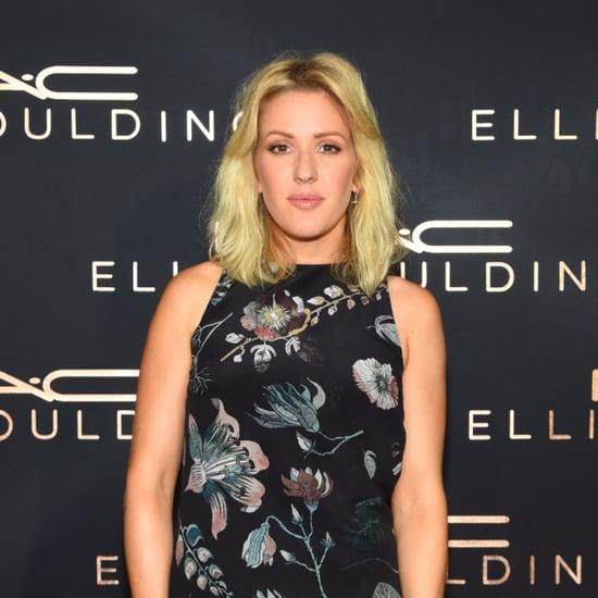 Ellie Goulding MAC Beauty Interview 2015