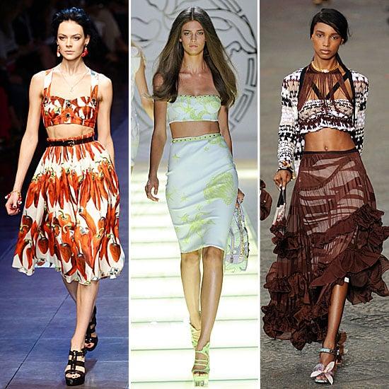 Spring 2012 Trend: Crop Tops