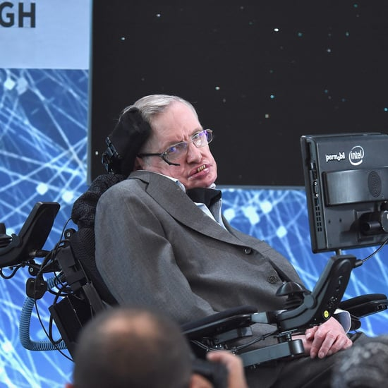 Celebrity Reactions to Stephen Hawking's Death