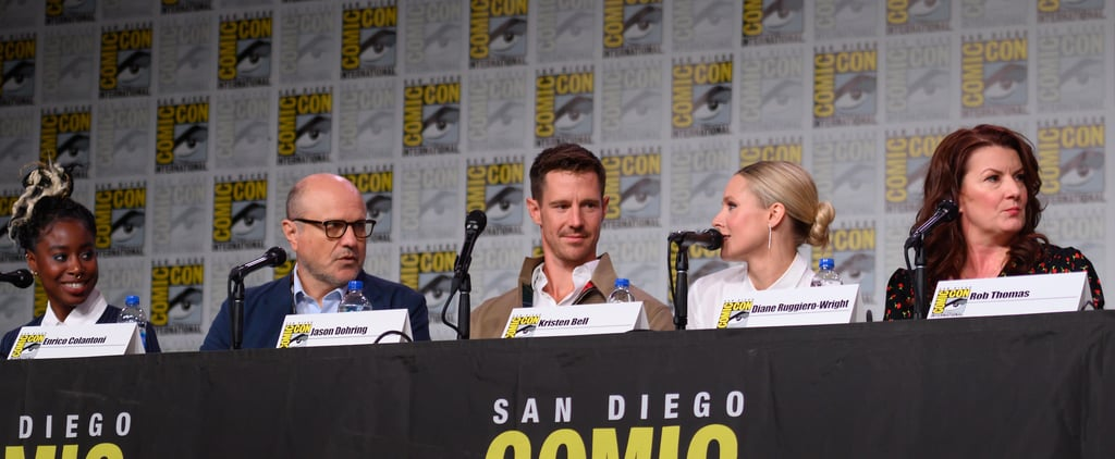 What Original Veronica Mars Characters Are in Season 4?